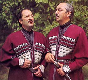 Картинки по запросу фото грузинская нац.одежда