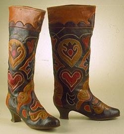 Ичиги - татарская обувь