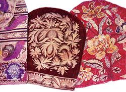 Старинные калфаки - татарские женские головные уборы